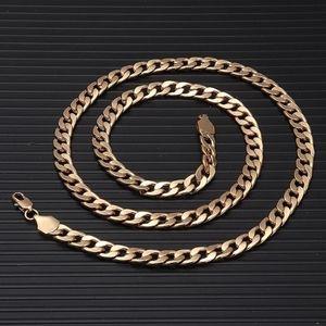 18K Gold Filled Cuban Link